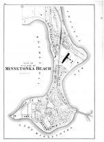 Minnetonka Beach Village, Hennepin and Ramsey Counties 1898